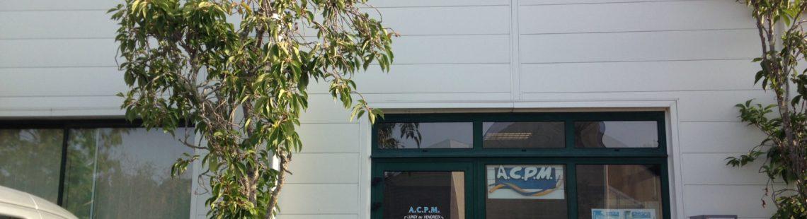 Facade de l'ACPM